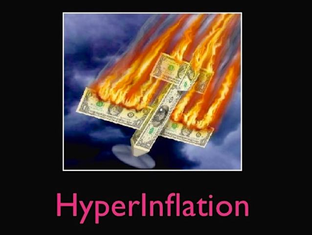 Citigroup Predicts HyperInflation In Greece By 2017