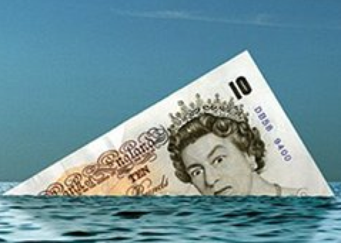 UK Pound Very Vunerable - A Warning Of Things To Come ? Martin Armstrong