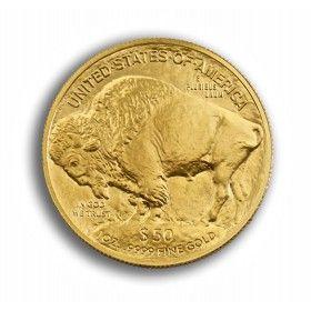 1oz Gold Buffalo USA Year 2013