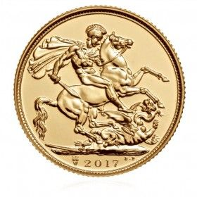 Sovereign Various Years Gold Bullion Coin