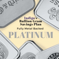 Buy Platinum 1oz Online  - Fully Backed