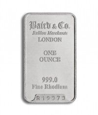 rhodium 1 oz bar investment bar buy online