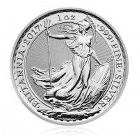 UK Britannia silver coin 1 ounce buy online