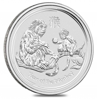 1oz silver lunar monkey coin buy online