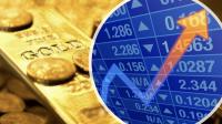 Gold versus stock market prices ?