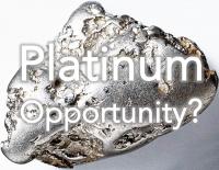 Platinum Major Triple Bottom Develops?