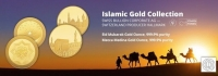 IPM Group Are Proud To Present The Limited Edition - Swiss Produced Islamic Gold Collection