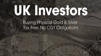Buying Physical Gold & Silver Tax Free, with No CGT Obligations