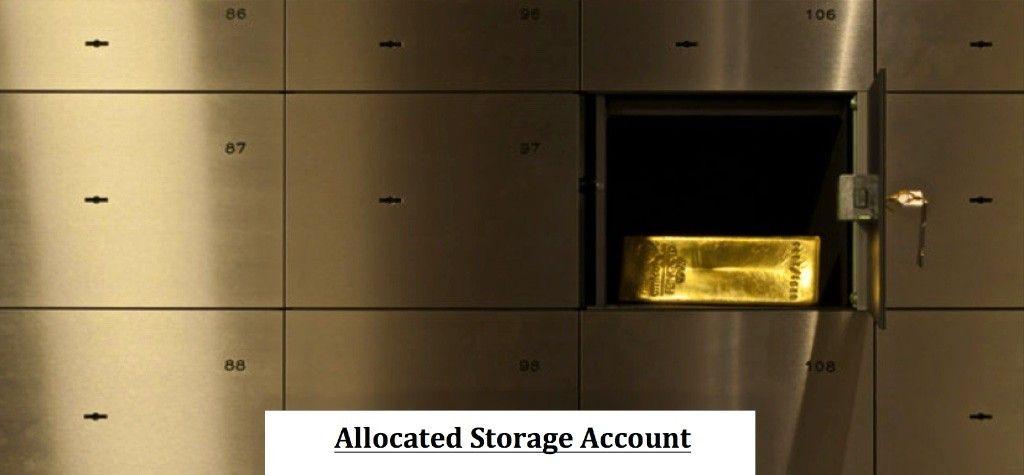 Allocated Storage